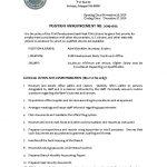 thumbnail of Position Announcement No. 2019-005 Admin_Sec.Yap.2019